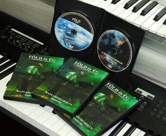 FÖLD és ÉG - koncert DVD