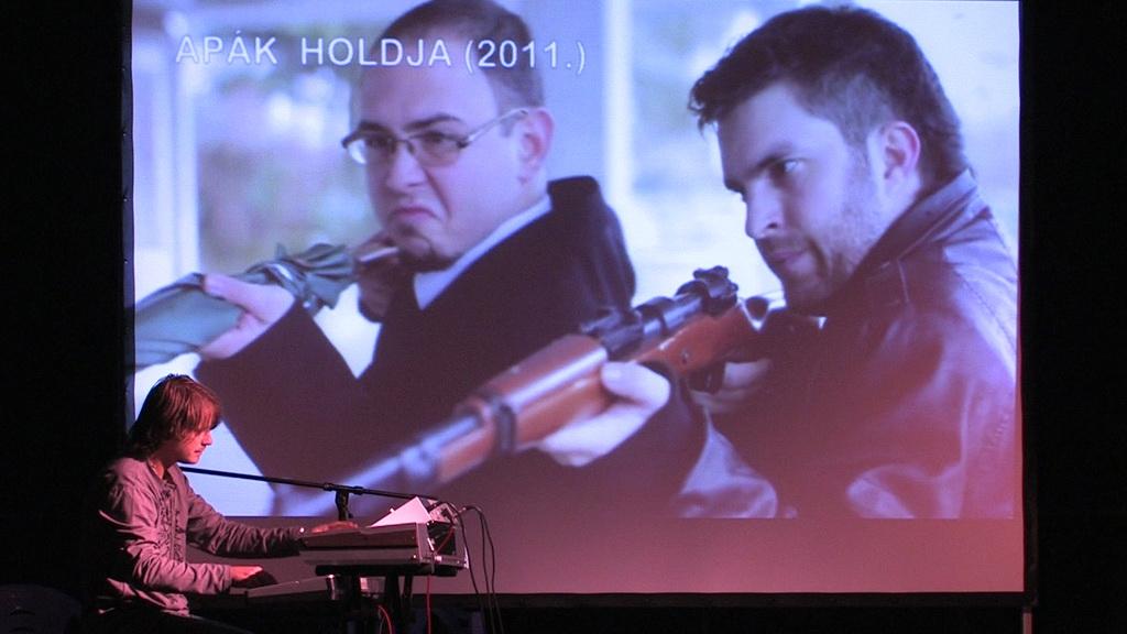 FILM-ZENE a FilmMaratonon, 2012.09.13.